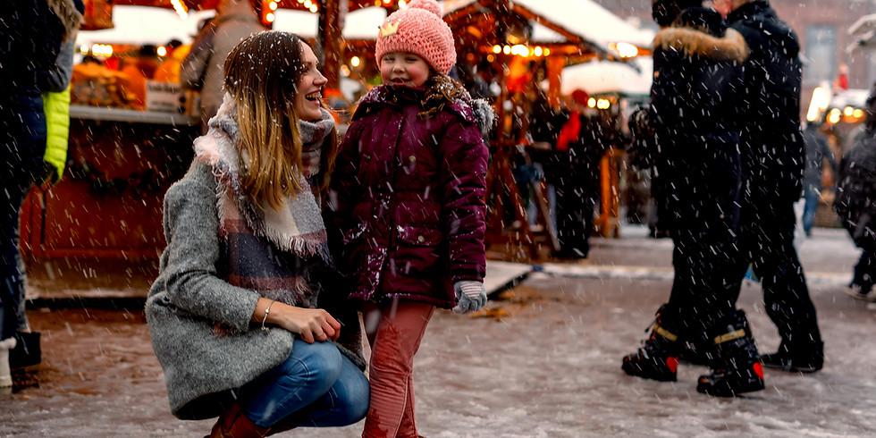 Outdoor Pub Night: Winter Market