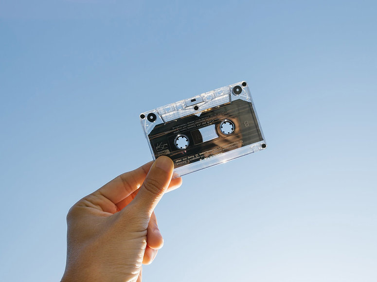 Cassette bandje digitaliseren