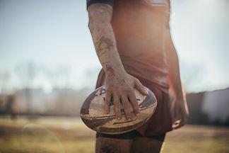 ダーティーラグビー選手