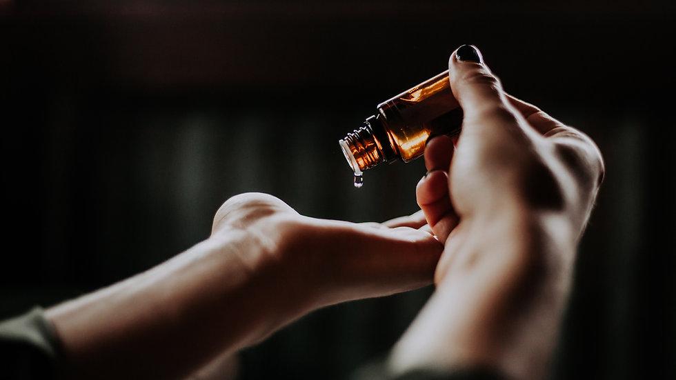 Aloe Vera Oil - Infused with Jojoba Oil  - 100% Natural, Organic