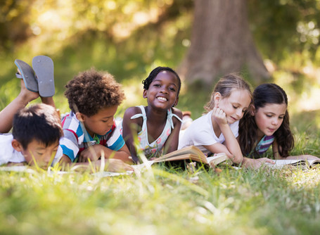 Top 10 Reasons to Read Along - A child's journey