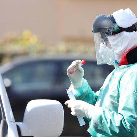 Maygold Filo'dan Sağlık Bakanlığı'na Kiralanan Araçlar Pandemi İle Mücadelede Görev Aldı.
