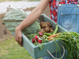 How to start eating more vegetables!
