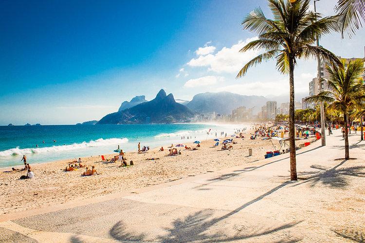 Cieszyć się plażą