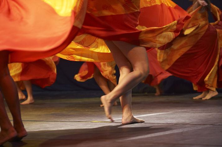 Spettacolo di danza