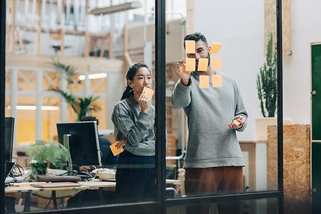 İş planı digital secrum agile arya