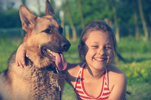 NEU - Hund und Kind II