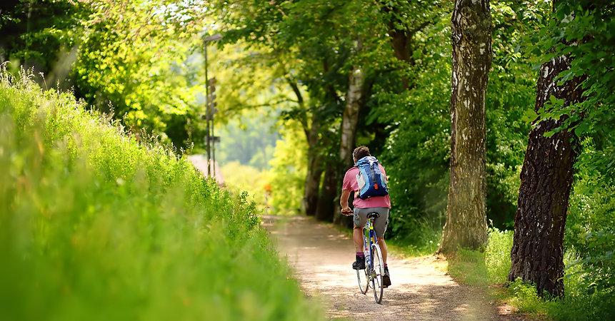 Fahrradtour im muensterland