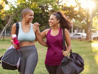 Comment cesser de mettre l'accent sur les résultats physiques lorsqu'on bouge?