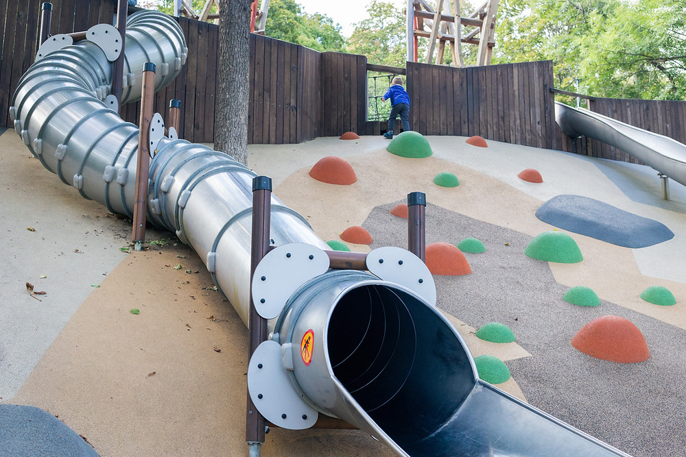 Likable Kids' Stuff | Likable Inspiration | Use a trip to playground to strengthen your child's memory