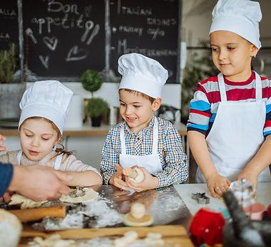 子供の料理教室