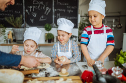 Chef Julian virtual cooking class | Sat 5/8/21 10am Pacific | Ages 8 & up