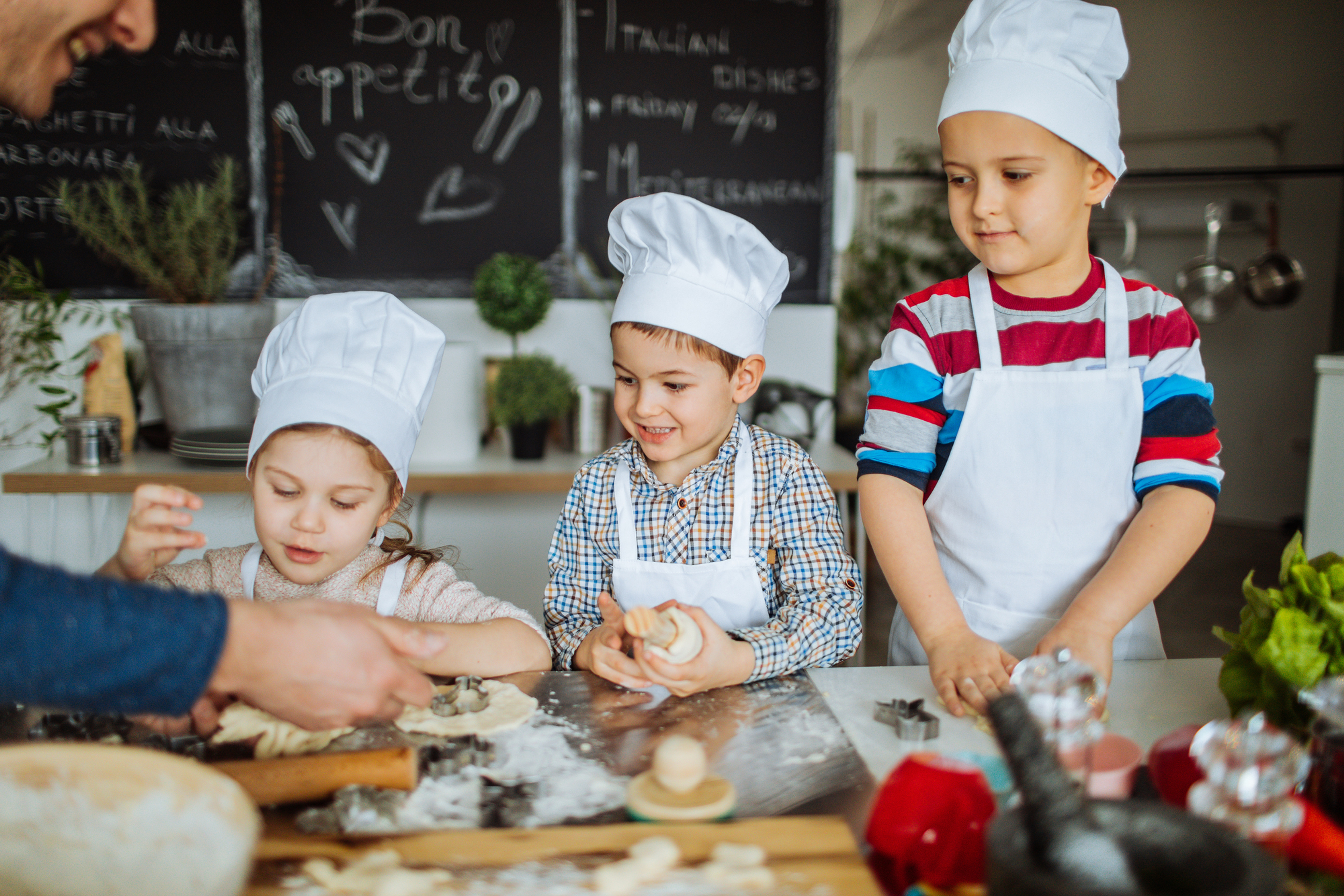Children's Cookery - April 2021 - £15 pp