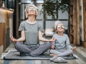 The Mama Woosah: My Top 5 Calming Tips