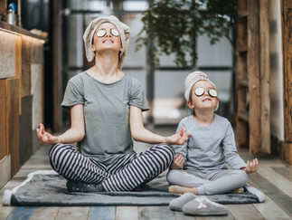 Do Your Kids Need a Little Calm? These Mindfulness Activities Can Help Them Unwind