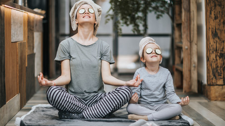Why every mum should meditate?