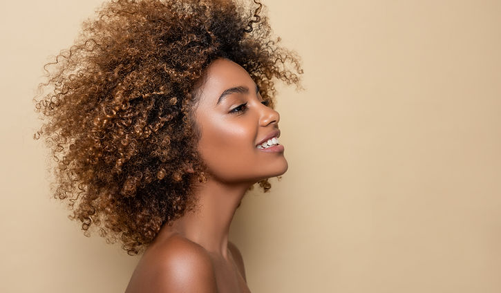 Natural hair products in Ghana