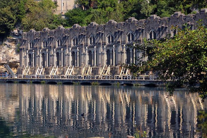 Impianto idroelettrico