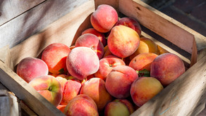 How do I love peaches? Let me count the ways...