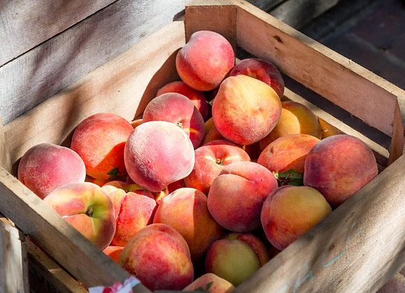 Pera y Fruta de Hueso