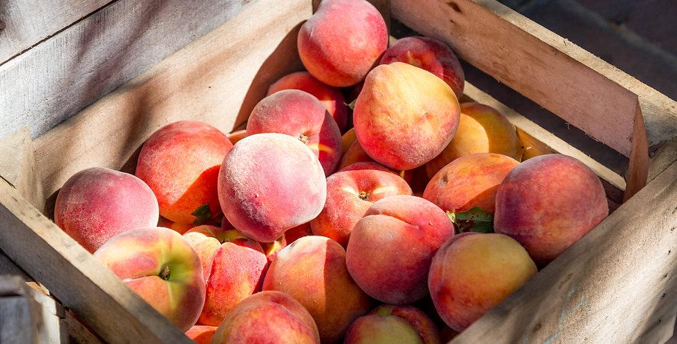 1/2 Bushel Michigan Conventional Peaches
