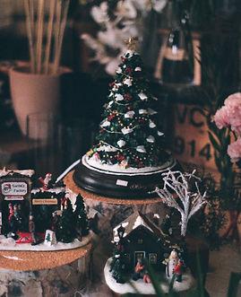 Рождественские работы