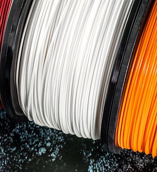 Plastic Wire Coils