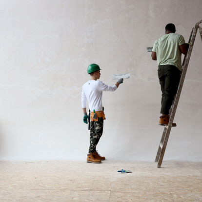 Internal & External Plastering