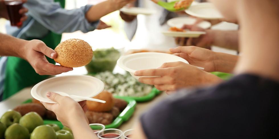 Salvation Army Community Kitchen