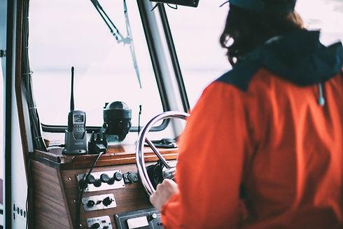 Heaume de bateau