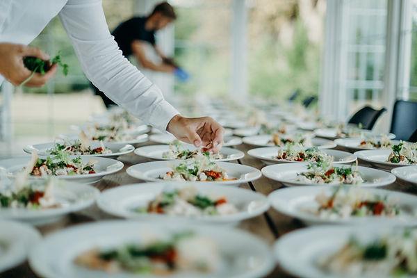 Garnishing Meals