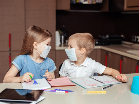 Speech therapy after a Covid-19 infection