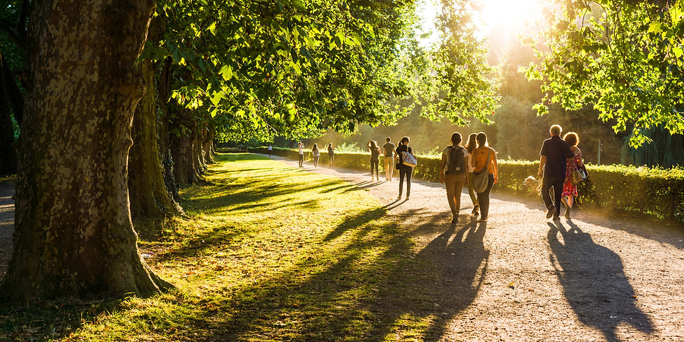 WIC Week - Walk in the Park