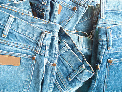 Jeans can be eco-friendly too!