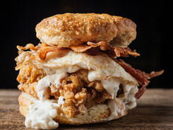 Fried Chicken Breast Sandwich
