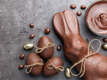 Pasen : (pure) chocolade is gezond, toch?