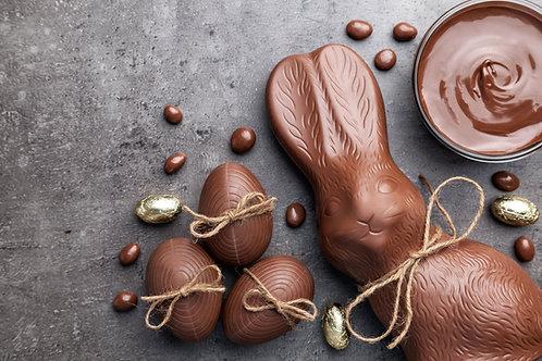 Fritures de chocolat de pâques bio / 150gr