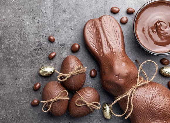 Samedi 3 avril 2021 : Chocolats de Pâques (2h)