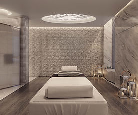 Luxe spa