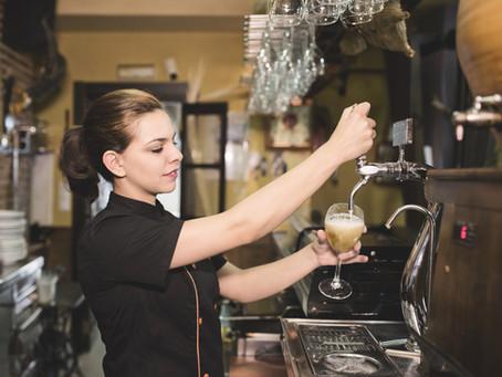 Barwoman/waitress