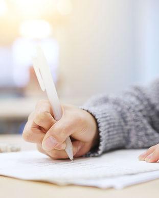 Redação do artigo do aluno