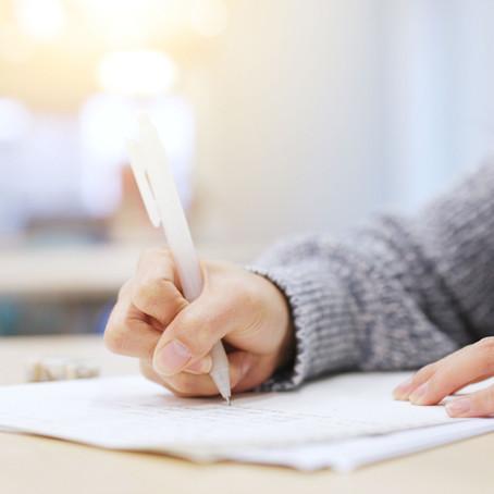 Matura/egzamin z języka niemieckiego: zwroty do rozprawki