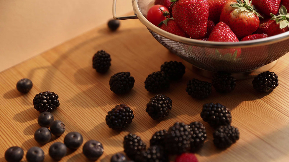 Seasonal Fruit Selection