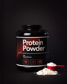 단백질 파우더