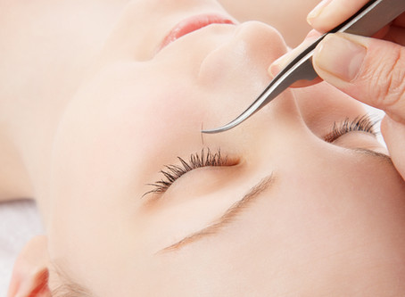 Introducing Lash Extensions!