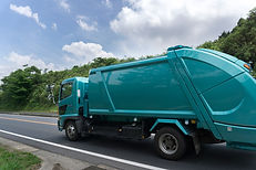 Recoex: Recyclable waste collection Truck