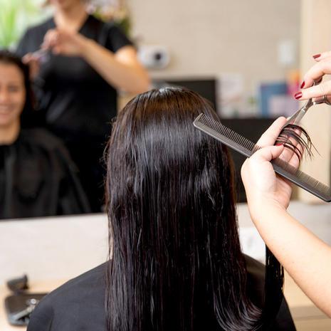 Full Color | Haircut