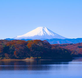 Mount Fuji in the Fall