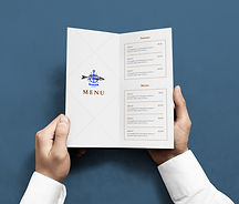 Seasalt Menu