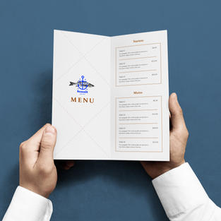3D Menu with Augmented Reality